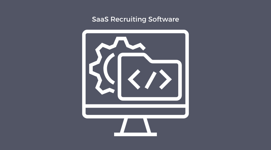 Saas recruiting software