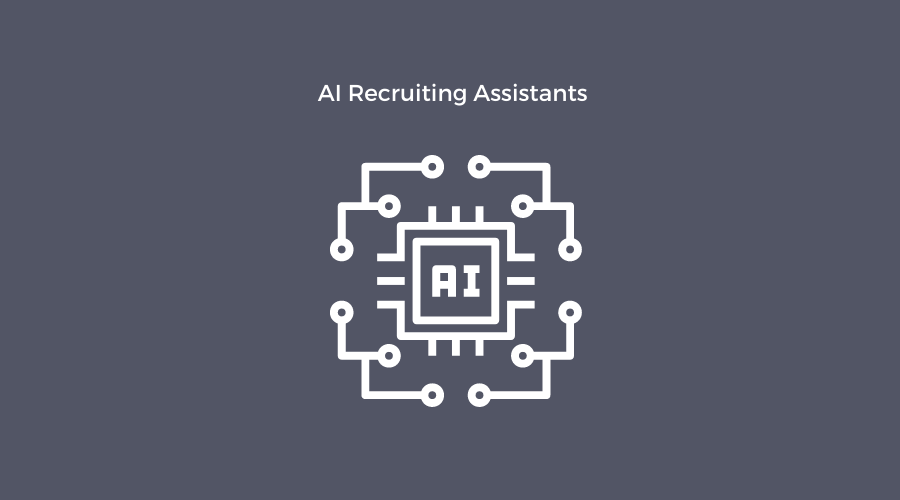 AI recruiting assistants