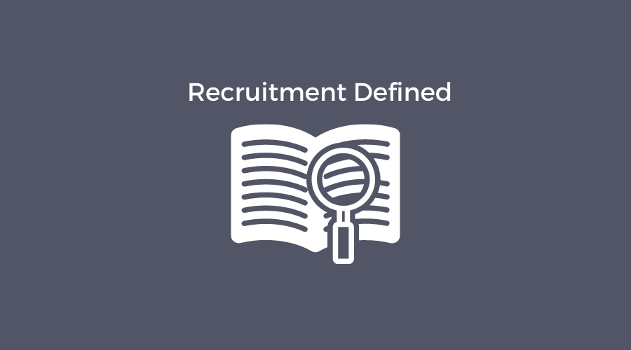 recruitment definition