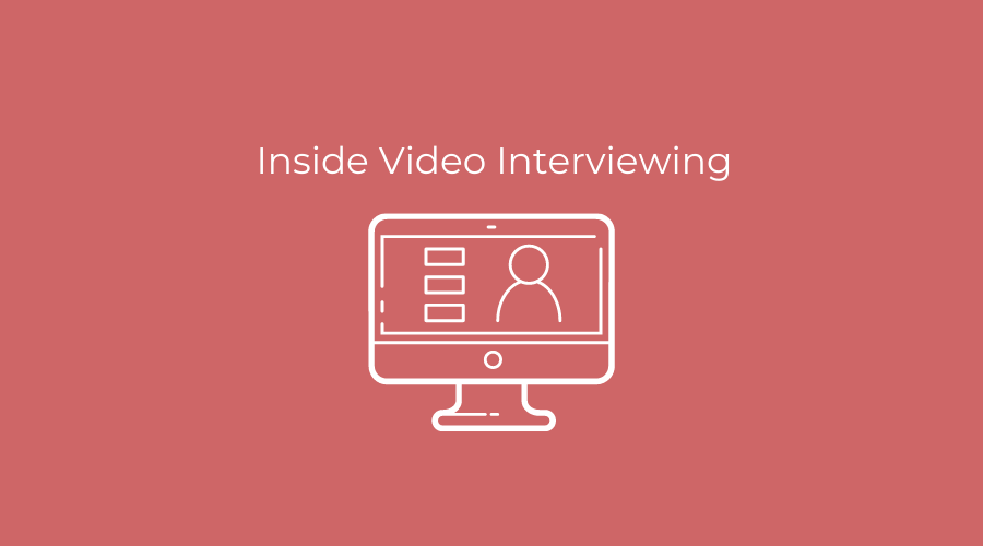 how video interviewing works