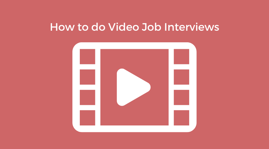how to do video interviews