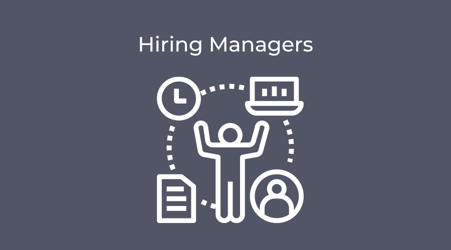the hiring manager